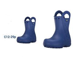 Резиновые сапоги Crocs 29р