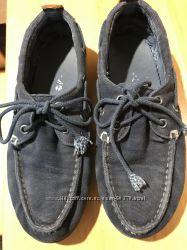 туфли кеды Ecco и Топсайдеры мокасины timberland