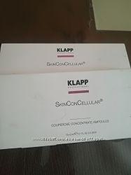 Klapp SCC Push Up Concentrate  Концентрат Лифтинг в ампулах