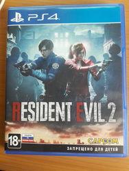 Resident Evil 2, Одни из нас. Обновлённая версия PS4, русская версия