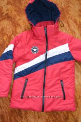 Классная яркая куртка