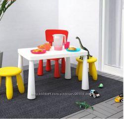 детская мебель от икеа серия маммут в наличии 200 грн парты столы