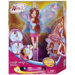 Игровой набор Волшебные крылья с куклой Блум