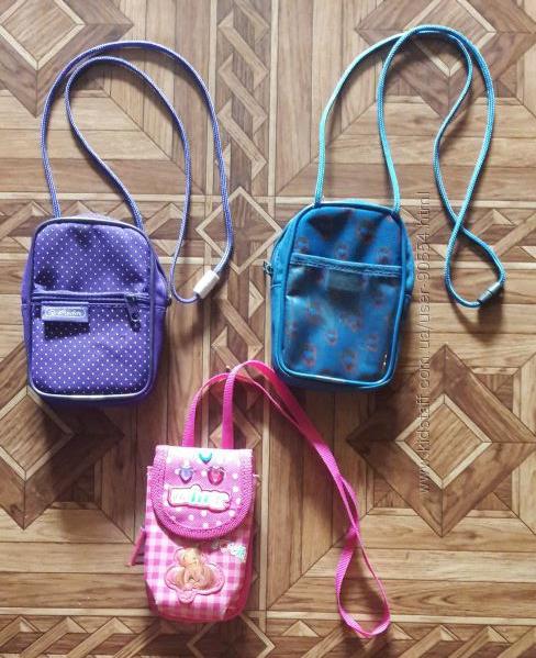Кошельки-сумочки для ключей и мобильного