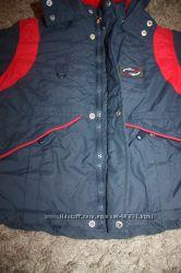 Продам зимний комплект куртка, жилет, полукомбинезон Bilemi р. 92