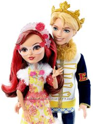 Ever After High Epic Winter Daring Charming and Rosabella Beauty Dolls