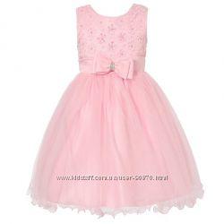 Нове пишне нарядне плаття RICHIE HOUSE для принцеси на 6-7 років