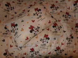 В наличии цветные комплекты детские Одеяло и подушка