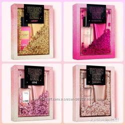 Подарочный набор Victorias Secret. Bombshell, Love, Crush, Bomb. Seduction