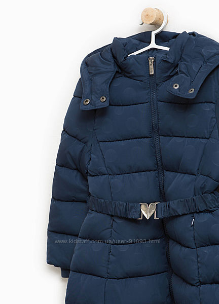 Зимняя куртка OVC Италия на рост 122-134 см