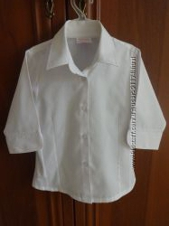 Рубашка для школы, шкільна для девочки 2 класс