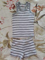 Новый летний костюмчик на малыша 1-2 года