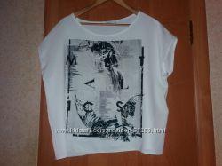 Блуза-футболка. Размер 54-56
