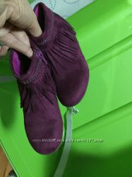Осннние ботинки childrens place , 28 размера