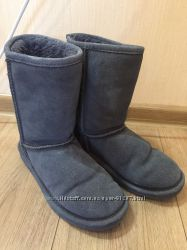 Продам сапоги Bearpaw серого цвета, размер 38