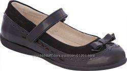 Кожаные туфли для девочки ТМ Lapsi р. 27, 29