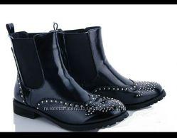 Демисезонные ботинки Челси р. 37-41