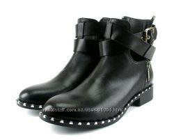 Женские стильные ботиночки из натуральной кожи Twenty Two р. 36-40