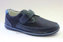 Школьные туфли, мокасины для мальчиков ТМ B&G, Каприз, Шалунишка, 31-35р.