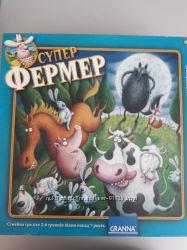 Настольная игра Супер Фермер от GRANNA