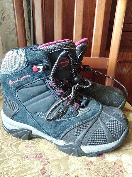 Ботинки мальчику 31 р Outventure