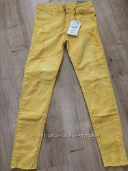 Стильные джинсы для девочки Zara оригинал 11-12 лет 152 см