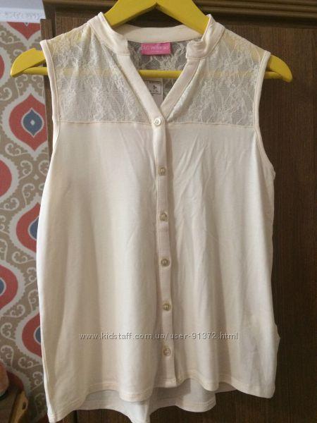 Легкая блузка LC Waikiki Турция, возраст от 9 лет, рост 134 см