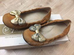 Балетки туфли для девочки TM Palaris про-во Украина