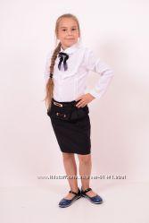 Продам новую школьную юбку 1-2 класс