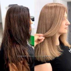 Качественное окрашивание волос М Дворец Украина