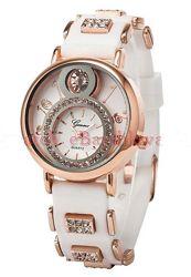 Оригинальные часы Geneva на силиконовом ремешке