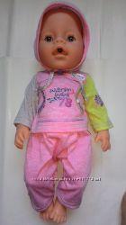 Одежда на разные сезоны для любимых кукол и пупсов. Беби Борн, Барби и др.