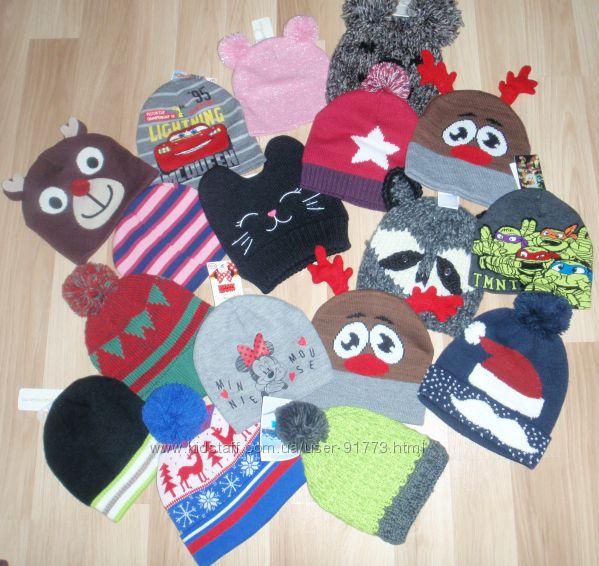 Новые шапки осень и зима C&A