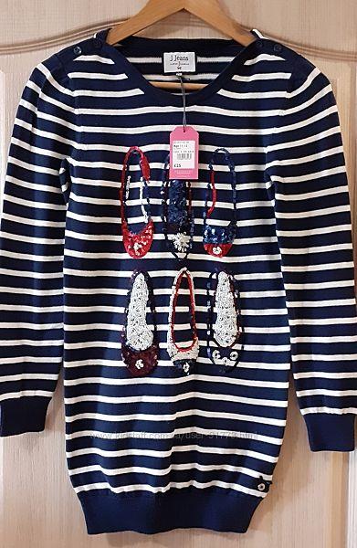 Удлиненный свитерок Jasper Conran размер 11  12 лет