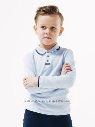 Поло на мальчика Смил новая коллекция р. 128-176