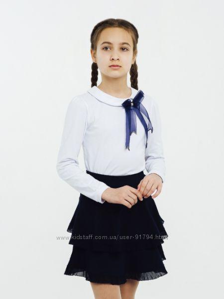 Школьные юбки ТМ СМИЛ новая коллекция р. 116-140