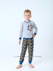 Пижамы СМИЛ для мальчиков, зима близко