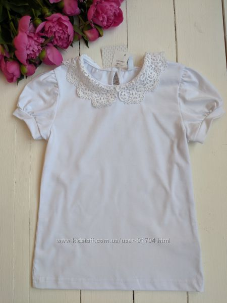 Школьные блузы коллекция 2019