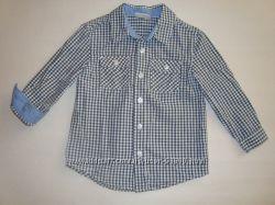 Рубашки мальчику 3-4года