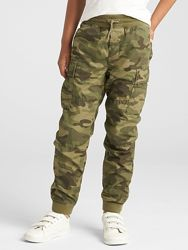 Двухслойные штаны Gap 6-7лет