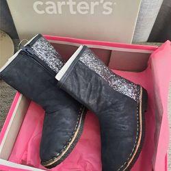 Красивенные сапожечки от Carters, стелька 16см