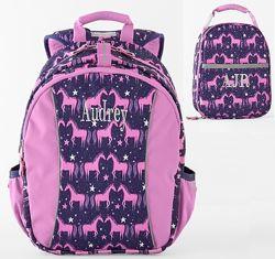 Рюкзаки, сумки и ланчбоксы Garnet Hill  США. Очень легкие и прочные