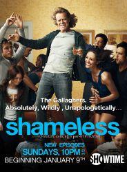Бесстыжие Бесстыдники 8 сезонов 96 серий из 96  Shameless US