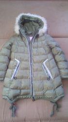 зимнее пальто HIKIS