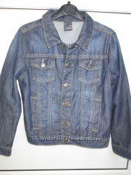 Джинсовая куртка Coccodrillo для мальчика, р. 134