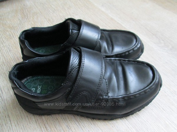 Кожаные туфли Next для мальчика, р. 36