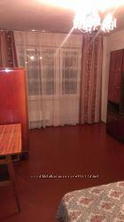 Сдам однокомнатную квартиру возле метро Харьковская
