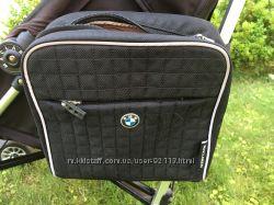 Коляска Maclaren BMW черная