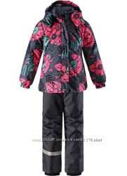 Комплект для девочки куртка брюки Lassie by Reima 2018  р. 122, 128