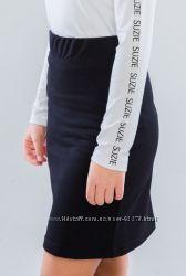 Школьная юбка  Suzie 2019 синий, черный  р. 152, 158